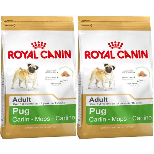 royal canin pug dry dog food