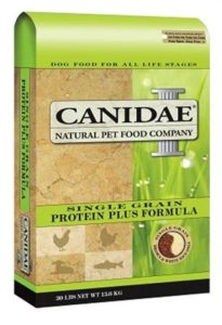 Canidae Single Grain Protein Plus dry food