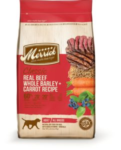 Merrick Classic Beef dry dog food