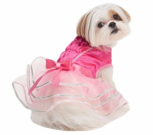 ballerina pet costume