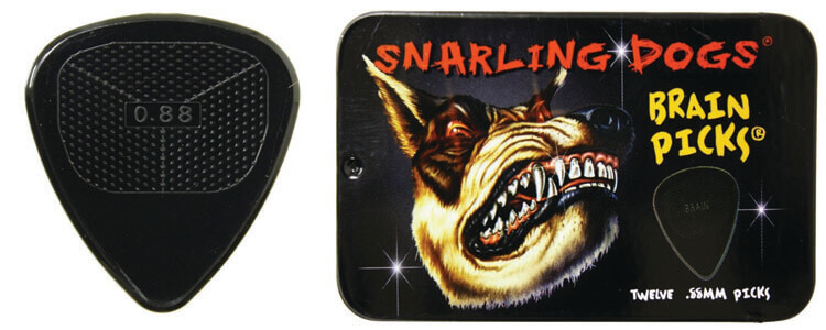 Snarling Dogs Brain Guitar pack