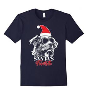 Australian-Shepherd-Santa-s-Favorite-Funny-Christmas-T-Shirt