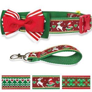 Pet-Rejoir-Creative-Christmas-Dog-Collar