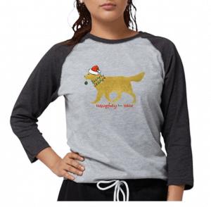 CafePress-Naughty-Christmas-Golden-Retriever-Long-Sleeve-T-S-Womens-Baseball-Tee