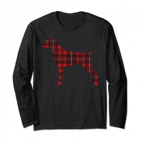German Shorthaired Pointer Dog Breed GSP Long Sleeve Shirt