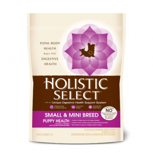 Holistic Select Natural Dry Small Breed Puppy Food
