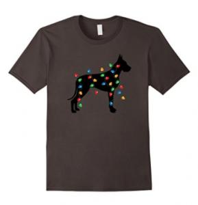 Merry-Christmas-Holiday-Lights-Great-Dane-Dog-T-shirt