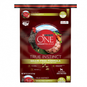 Purina ONE SmartBlend True Instinct Grain Free